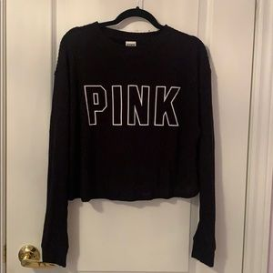 Black long sleeve shirt from Victoria Secret PINK